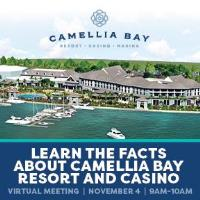 Learn the facts about Camellia Bay Resort and Casino