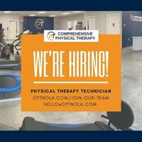 Physical Therapy Technician Needed