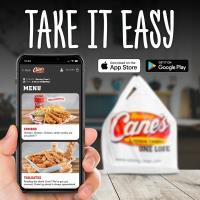 Raising Cane's Mobile App