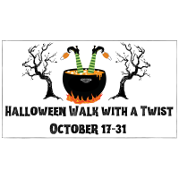 Halloween Walk with a Twist