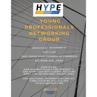 HYPE Networking Group Meeting