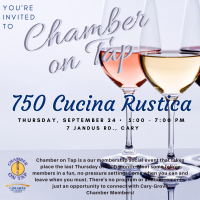 Chamber on Tap-750 Cucina Rustica-July