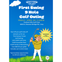 First Swing 9 Hole Golf Outing