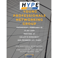 HYPE Networking Group-CANCELED FOR FEBRUARY