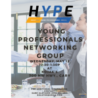 HYPE Networking Group Meeting at KOJAK's