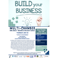 """""""Build Your Business"""" Multi-Chamber Series"""