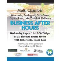 Multi-Chamber Mixer at 3D/Sideouts Sports Tavern