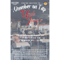 Chamber on Tap-Uncle Jerry's-August