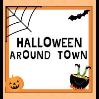 2021 Halloween Around Town