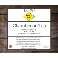 Chamber on Tap-The Dead End Bar & Grill-September