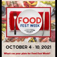 Food Fest Week 2021