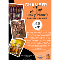 Chamber on Tap-Lucky Penny's