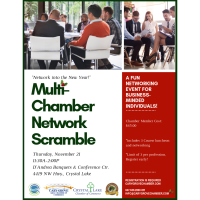 Multi-Chamber Network Scramble