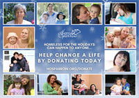 Home of the Sparrow: Give a Gift of Hope this Holiday! Donate to help homeless women and children!