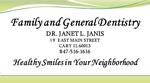 Janet L. Janis, DDS., Ltd.