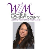 Linda Grizely named recipient of Women of Achievement and Charlotte Danstrom Award by Women in McHenry County (WiM3)
