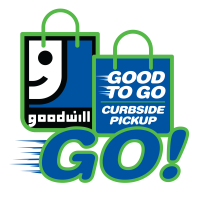 "GOODWILL LAUNCHES CURBSIDE PICK-UP WITH ""GOOD TO GO!"""