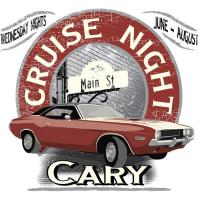 Cary Cruise Nights Happening This Summer in Downtown Cary
