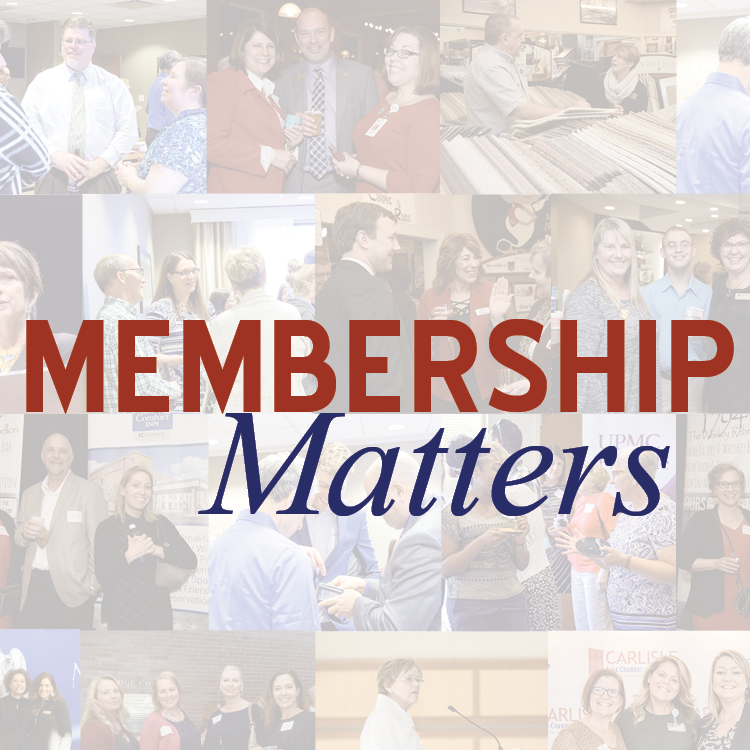 Image for August's New & Renewing Members