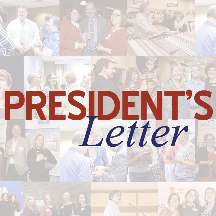 Image for December President's Letter