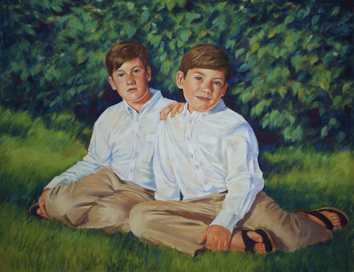 The Tanner Children