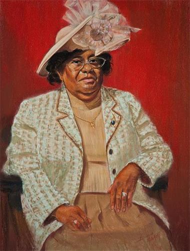 Reverend Elaine Lewis