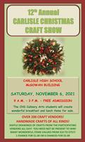 12th Annual Carlisle Christmas Craft Show