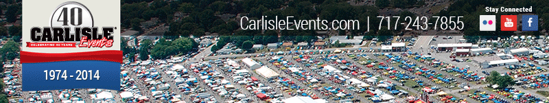 Carlisle Events