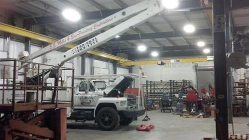 Bldg. 2, Fabrication & Mobile Repair