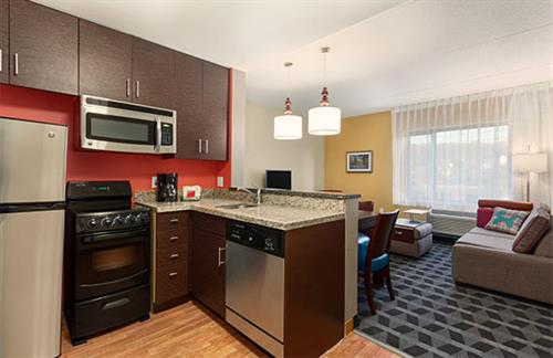 Two Bedroom Suite with Full Kitchen