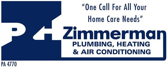 Zimmerman Plumbing, Heating & Air Conditioning Inc.