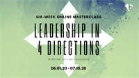 Leadership in 4 Directions Online Masterclass
