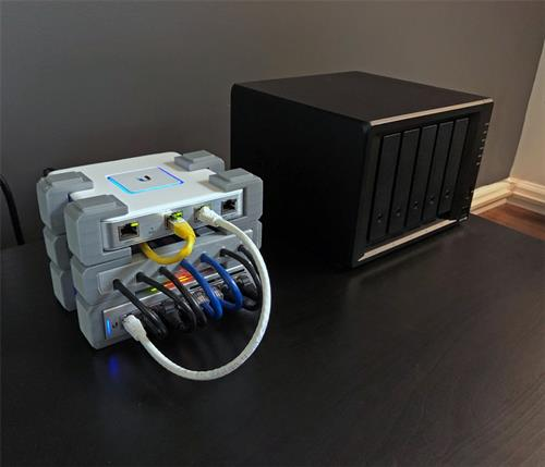 A unique backup and cyber security solution, built into a small kit.