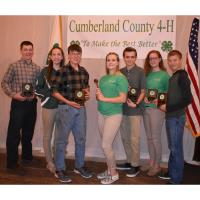 4-H Youth Celebrate Accomplishments at Annual 2019 Achievement Banquet