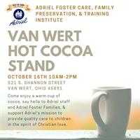 Adriel Van Wert Hot Cocoa Stand