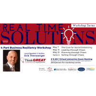 Real Time Solutions 4-Part Business Resiliency Workshop