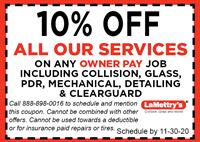 LaMettry's Collision, Inc - Lakeville