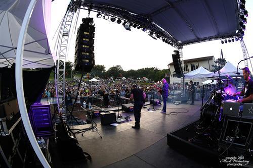 Buck Concert Series