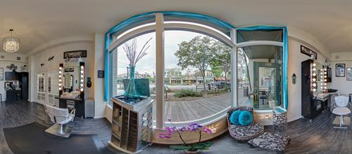 Panoramic photo of The Perfect 10 Salon - Hair by Terri Studio 1