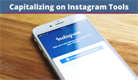 Capitalizing on Instagram Tools Webinar