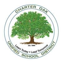 Charter Oak Unified School District Now Accepting District of Choice Applications and Virtual Inform