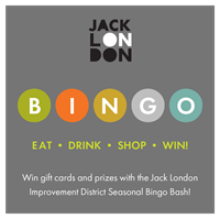 Jack London District BINGO Bash!