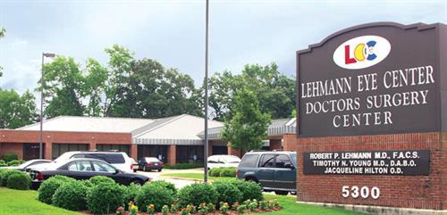 Lehmann Eye Center