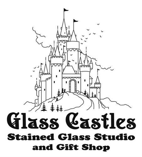 Glass Castles Stained Glass Studio & Gift Shop's Logo