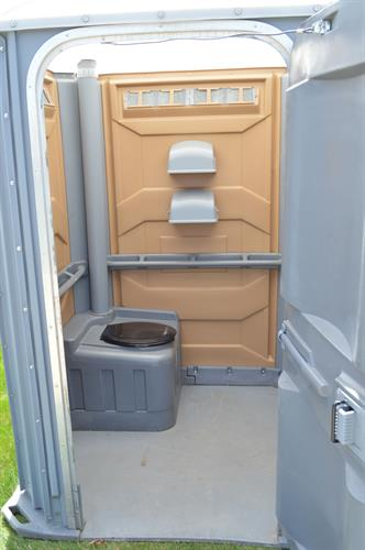 Handicap Accessible Portable Restrooms - Construction and Special Event