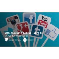 Small Business Series - Social Media Basics