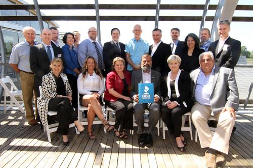 BBB's Board of Directors and President