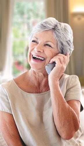 Always in Touch- FREE daily telephone reassurance service