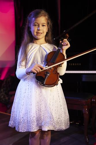 Violin Lessons for ages 3 to adults