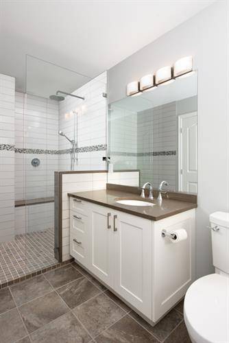 North Vancouver Townhouse Ensuite